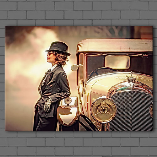 Peaky Blinders- Polly Gray Canvas Sets