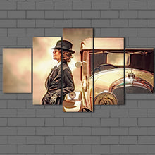 Load image into Gallery viewer, Peaky Blinders- Polly Gray Canvas Sets