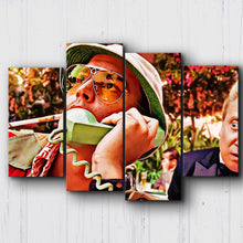 Load image into Gallery viewer, Fear And Loathing Poolside Canvas Sets
