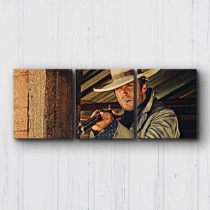The Good The Bad The Ugly Protecting Angel Canvas Sets