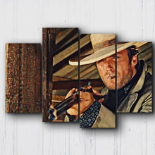 Load image into Gallery viewer, The Good The Bad The Ugly Protecting Angel Canvas Sets
