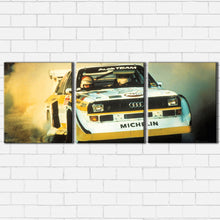 Load image into Gallery viewer, Audi Quattro Rally Canvas Sets