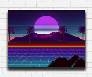 Era Art - Rainbow Coast Canvas Sets