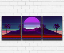 Load image into Gallery viewer, Era Art - Rainbow Coast Canvas Sets