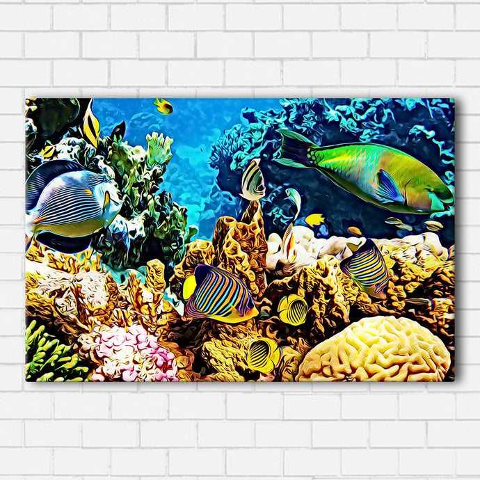 The Reef Canvas Sets