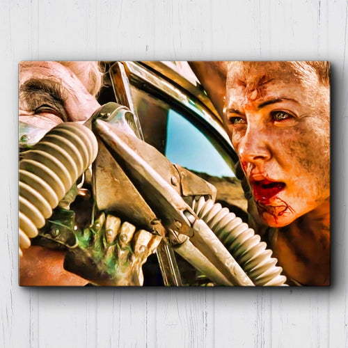 Mad Max Fury Road Remember Me Canvas Sets