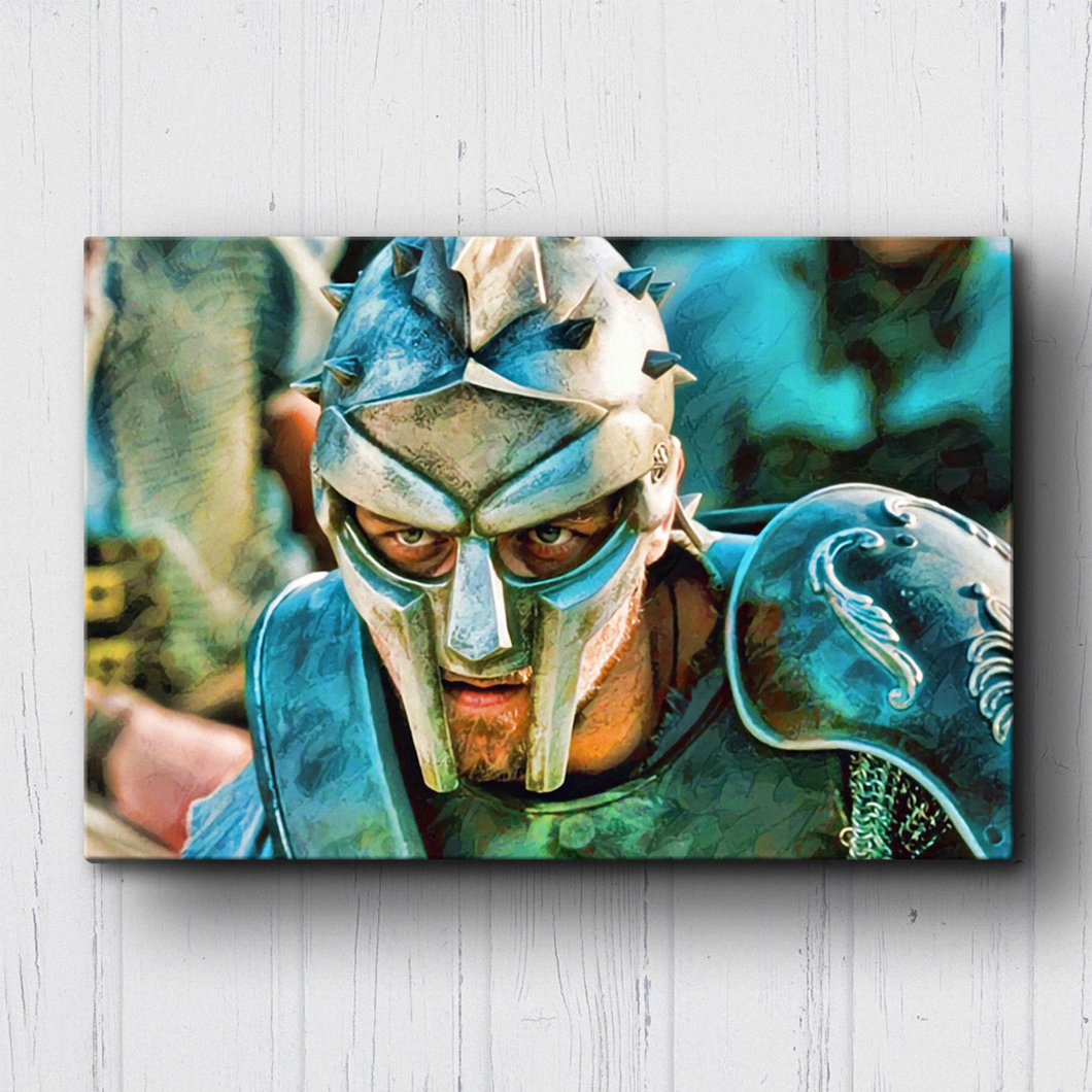 Gladiator Reveal Yourself Canvas Sets