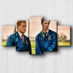 True Detective Ritual Canvas Sets