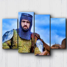 Load image into Gallery viewer, Braveheart Robert The Bruce Canvas Sets