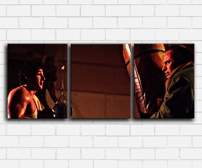 Rocky and Paulie Canvas Sets