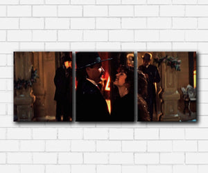 Tombstone Room Service Canvas Sets