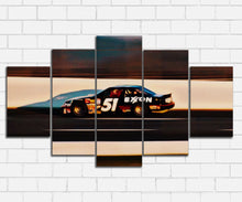 Load image into Gallery viewer, Days Of Thunder Rowdy Burns #51 Canvas Sets