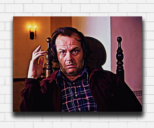 The Shining Saturday Canvas Sets