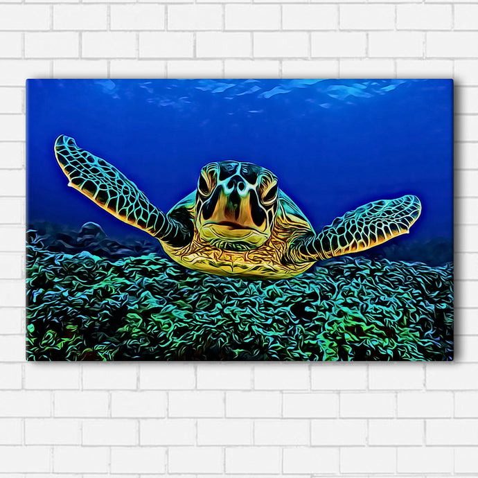 Sea Turtle Canvas Sets