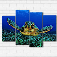 Load image into Gallery viewer, Sea Turtle Canvas Sets