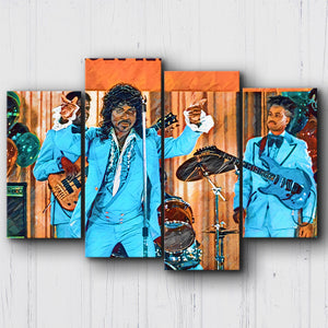 Coming to America Randy Watson Canvas Sets