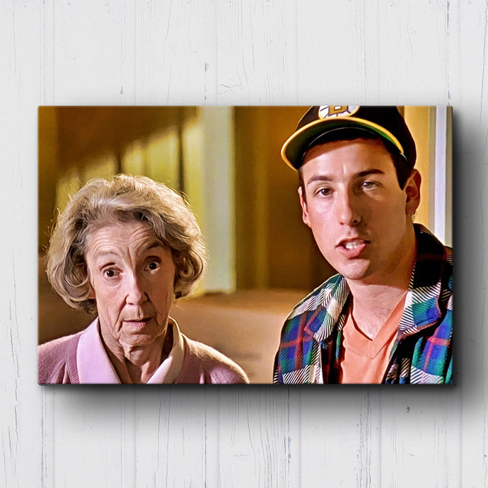 Happy Gilmore She's Old Canvas Sets
