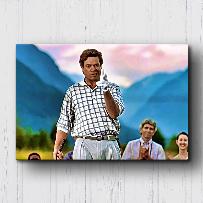 Happy Gilmore Shooter Mcgavin Canvas Sets