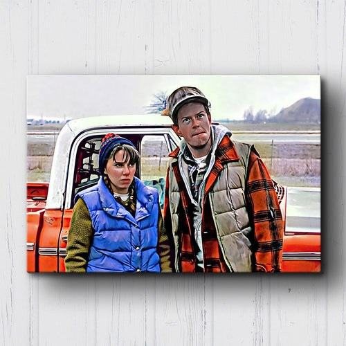 Planes Trains & Automobiles Sideways Canvas Sets