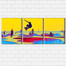 Load image into Gallery viewer, Skate World Canvas Sets