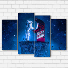 Load image into Gallery viewer, Spaceman Arcade Canvas Sets