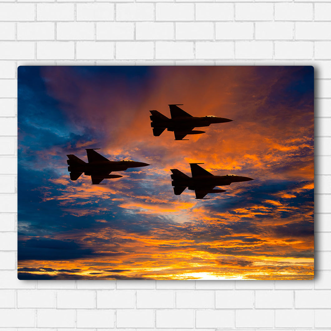 Squadron Canvas Sets