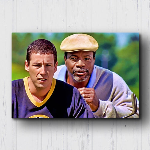 Happy Gilmore Tap It In Canvas Sets