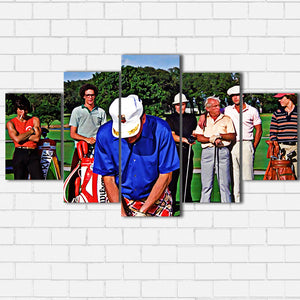 Caddyshack Tee Time Canvas Sets