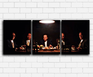Casino The Bosses Canvas Sets