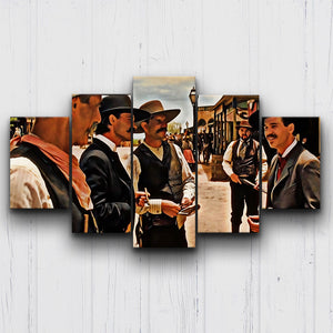Tombstone The Boys Canvas Sets