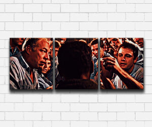 Cool Hand Luke Clock Starts Canvas Sets