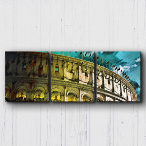 Gladiator The Coliseum Canvas Sets