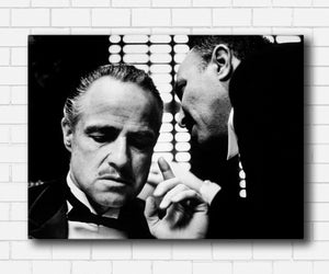 The Godfather The Don Canvas Sets