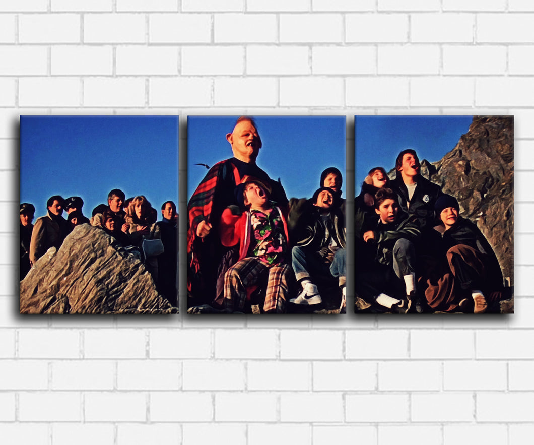 The Goonies The End Canvas Set