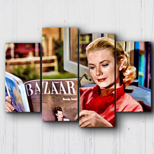 Rear Window The End Canvas Sets