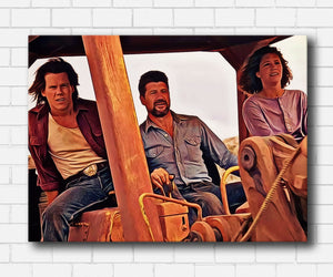 Tremors The Escape Canvas Sets