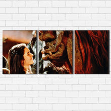 Load image into Gallery viewer, The Labyrinth Ludo & Sarah Canvas Sets