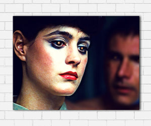 Blade Runner - Rachel & Decker Canvas Sets