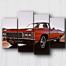 Load image into Gallery viewer, Fear And Loathing The Shark Canvas Sets