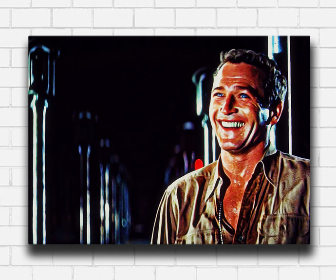Cool Hand Luke The Smile Canvas Sets