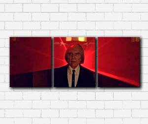 Phantasm The Tall Man Red Canvas Sets
