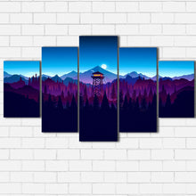 Load image into Gallery viewer, The Watch Tower Canvas Sets