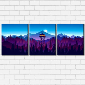 The Watch Tower Canvas Sets