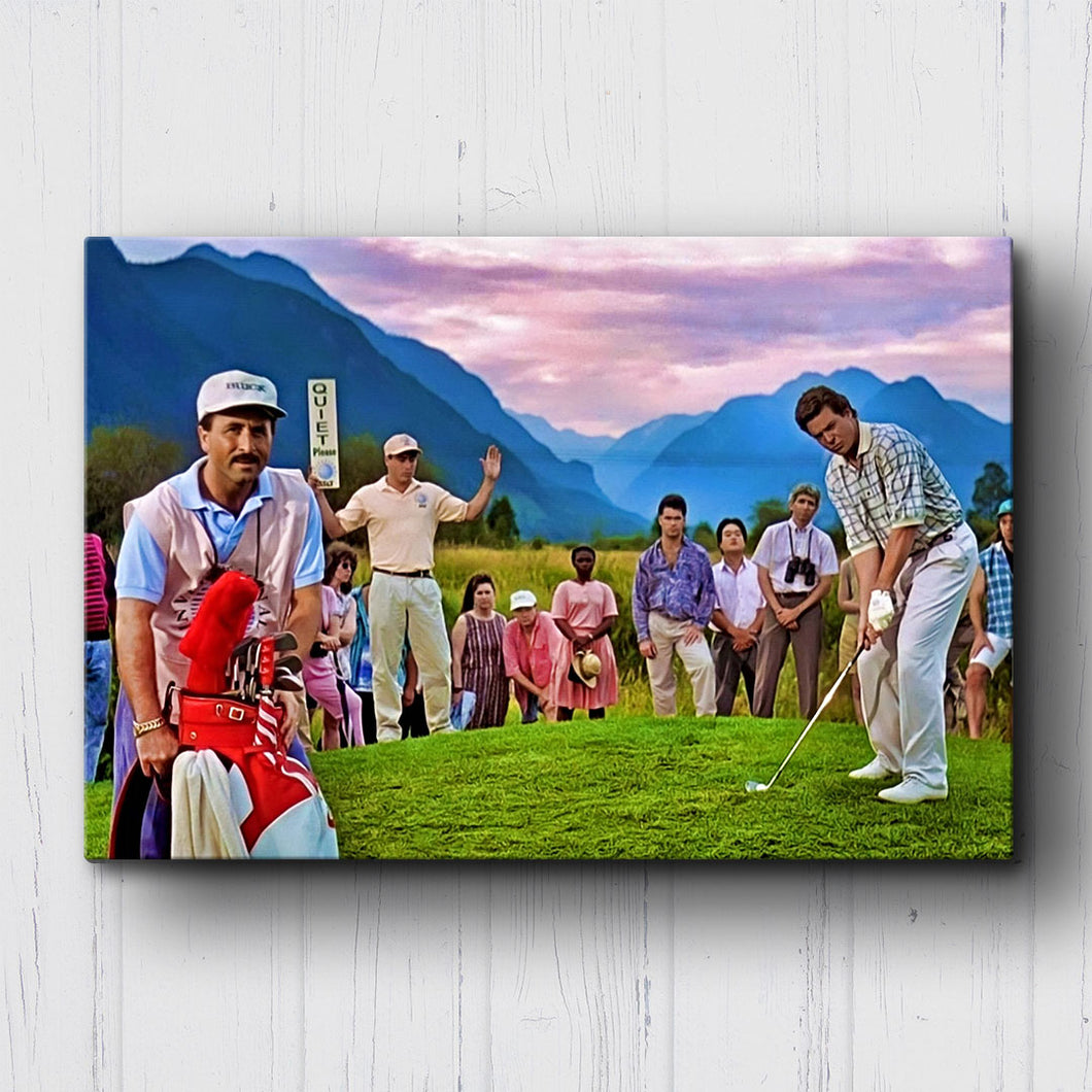 Happy Gilmore The Wedge Canvas Sets