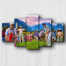 Load image into Gallery viewer, Happy Gilmore The Wedge Canvas Sets