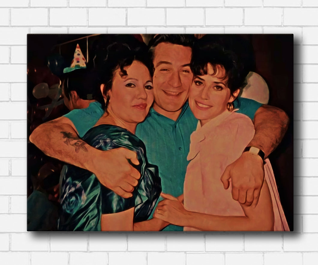 Goodfellas The Wives Canvas Sets