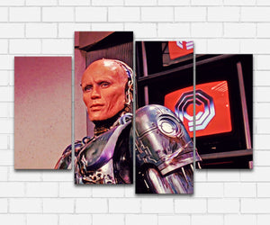 Robocop Call Me Murphy Canvas Sets