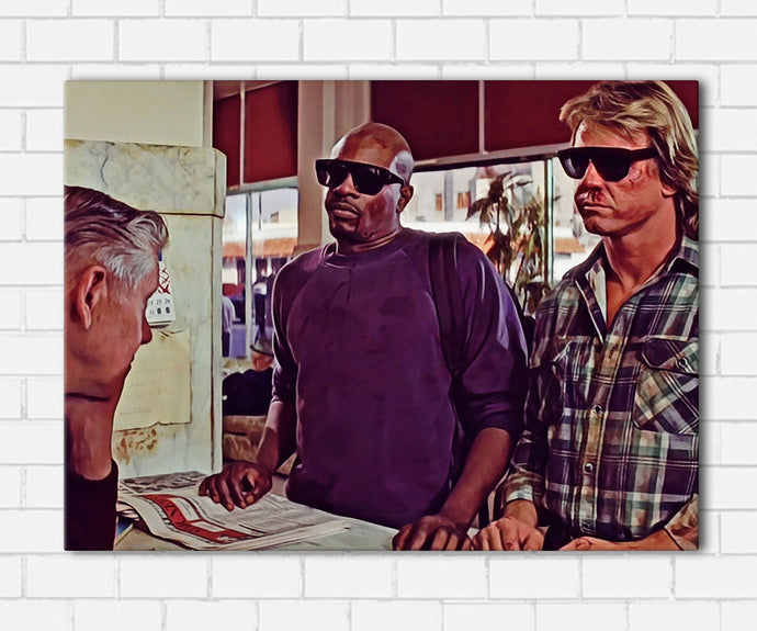 They Live Best Friends Canvas Sets