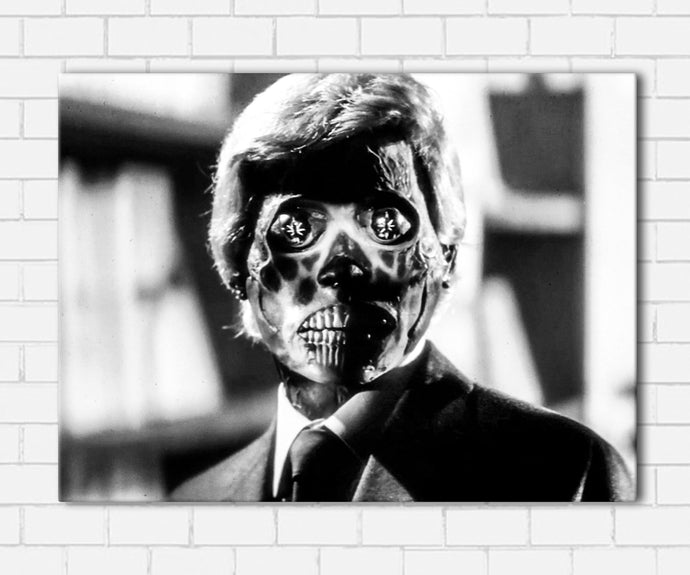 They Live Can I Help You Canvas Sets