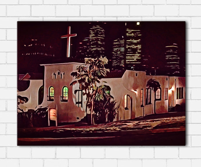 They Live Church Canvas Sets